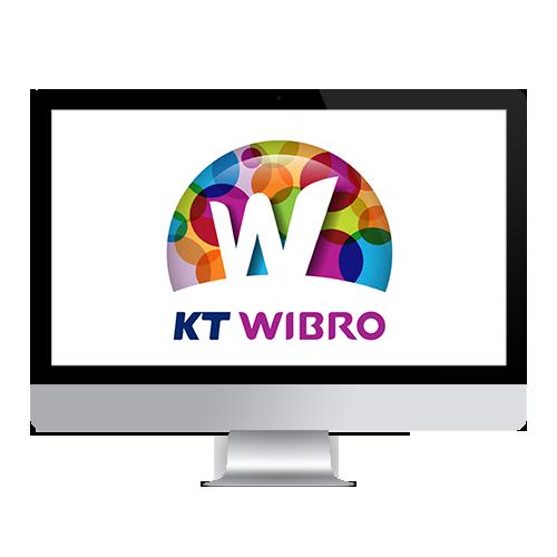 KT와이브로 영업관리 시스템