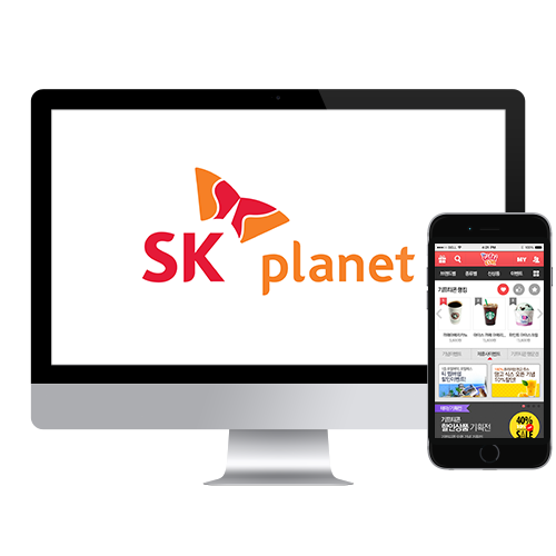 SK 플래닛 기프티콘 앱 리뉴얼