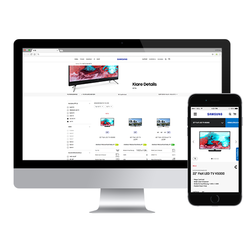 삼성스토어 글로벌 사이트 고도화