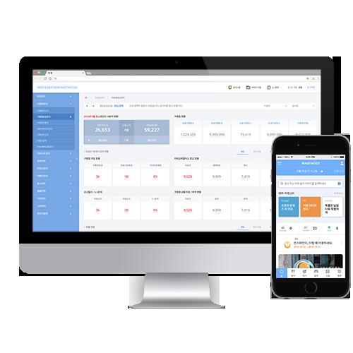 위치 기반 정보 공유 플랫폼 개발